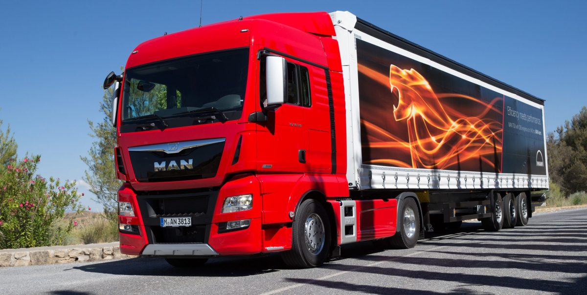 Quel est le modèle de camion man le plus vendu ?