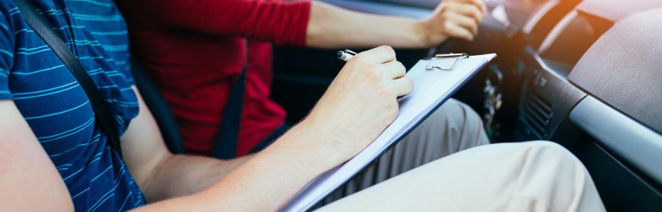 Quelles sont les erreurs éliminatoires au permis de conduire ?