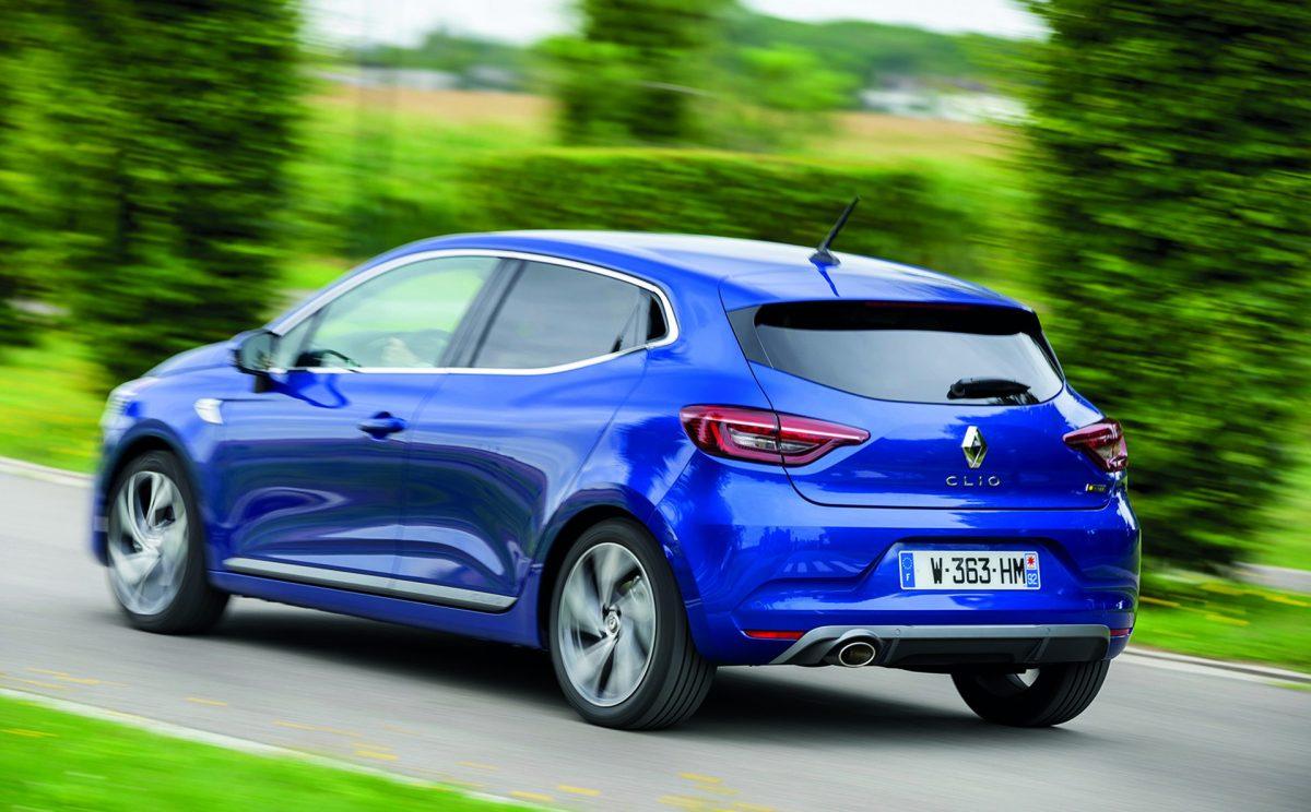 Acheter une Renault Clio 5 d'occasion